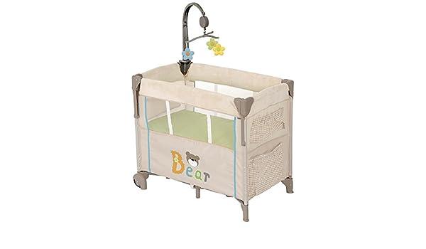 Hauck 4007923608067 reisebett dream`n care center bear beige