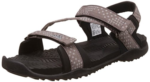 adidas Men's Albula M Trabrn, Silvmt, Ftwwht and Cbla Athletic and Outdoor Sandals - 9 UK/India (43.33 EU)  available at amazon for Rs.1599