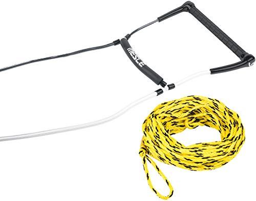 MESLE Wasserskileine Easy Up 75\' 2-Loop, mit Starthilfe-Dreieck zum Monofahren