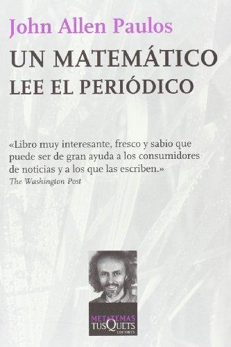Un Matematico Lee El Periodico