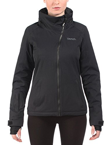 Bench Damen Funktionsjacke Sukki, Jet Black, M, BLKF0095