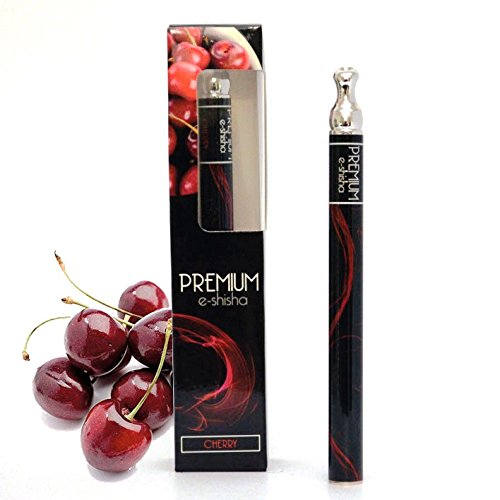 Preisvergleich Produktbild Premium e-shisha - Cherry - 1.000 Zuege, nikotinfrei