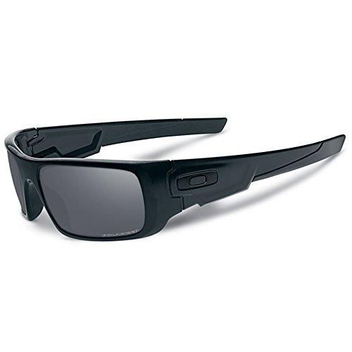 Oakley Crankshaft Sonnenbrille OO9239-06 Matte Black/Black Iridium Polarized