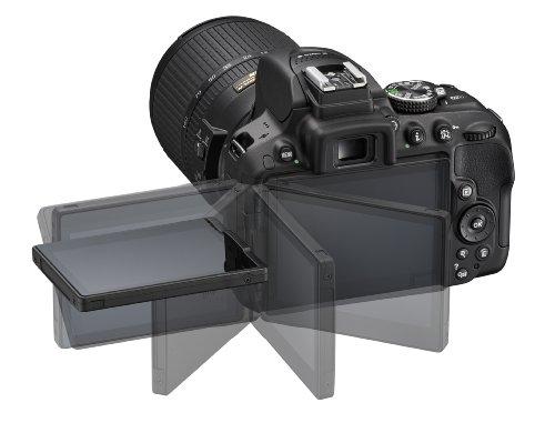 Nikon D5300 DSLR Kamera Review - 11