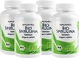 Amlawell Bio-Spirulina Tabletten / 1000g / 4000 Presslinge / BIO - DE-ÖKO-039 (1)