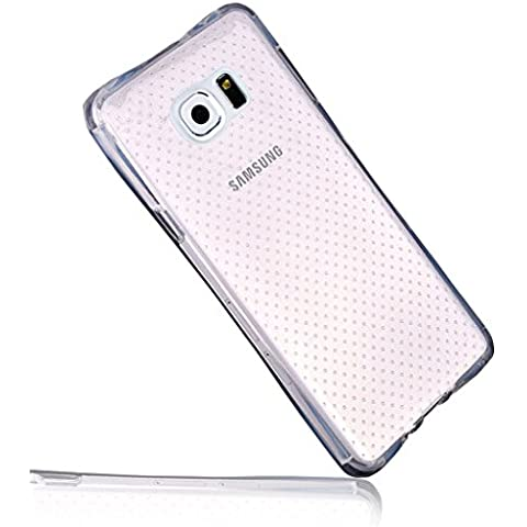Ultra Fina Fit Slim Sauve Samsung Galaxy S7 SM-G930A/SM-G9300 de 5.1 Pulgadas -[Extremadamente Delgada Transparente Funda]Sencillo Carcasa Gel TPU Case Cover Parachoques Flexible Protección de la Gota Anti Rasguño Alta Calidad Soft Sunroyal Shell de Accesorios del Teléfono -Sunroyal