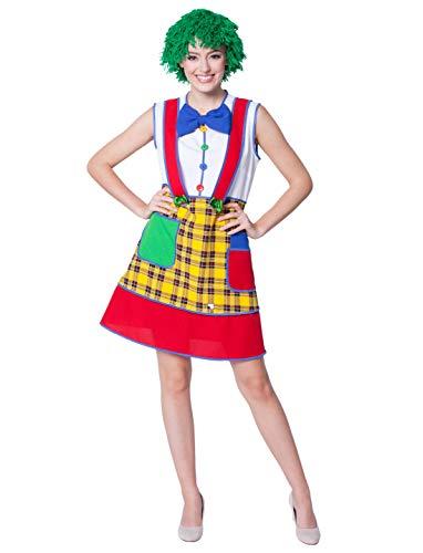 Clown Kostüm Coco - MAGIC BY FREDDYS Kleid Clown Coco XS