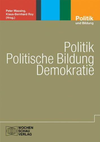 Politik-Politische Bildung-Demokratie