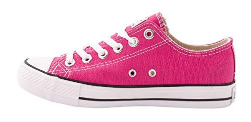 Elara, Sneaker donna Multicolore (Fushia)