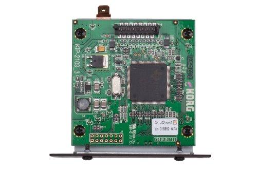 KORG EXBP-DUALMP3 Dual, MP3 Erweiterungsplatine für Pa800