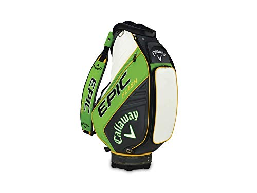 Callaway Golf 2019 Epic Flash Staff Cartbag, Staff Bag, Epic Flash