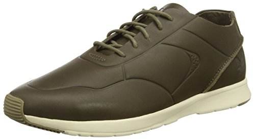 Lnss Herren Savary Low-top Green (verde Militare Z61)