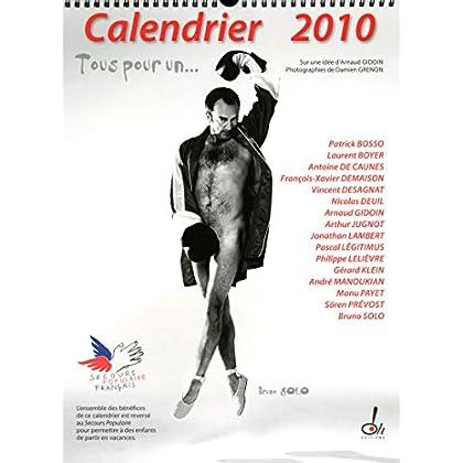 Calendrier des personnalités 2010