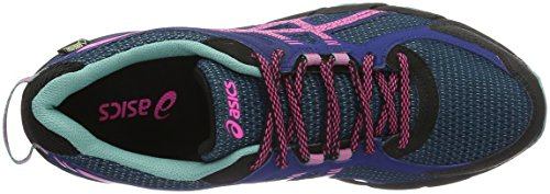 Asics Gel-Sonoma 2 G-tx, Scarpe da Ginnastica Unisex – Adulto Blu (Poseidon/Hot Pink/Kingfisher)