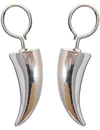 Beautiful Earrings in Silver 5.71 cm