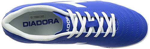 Diadora , Baskets pour homme Royal / White