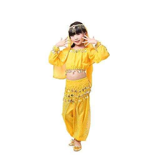 Best Dance Damen Morgenmantel Gr. XL, (Outfits Arabian Nights)