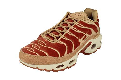 Nike Donne Air Max Plus LX Running Trainers AH6788 Sneakers Scarpe (UK 4 US 6.5 EU 37.5, Dusty Peach bio Beige 201)