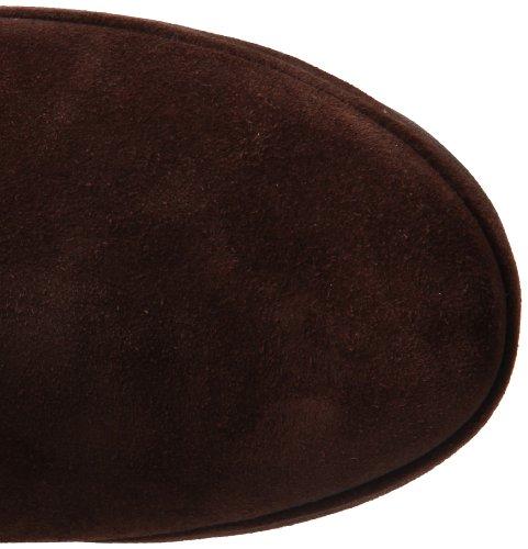 Fitflop Crush Bateau, Bottes femme schokolade