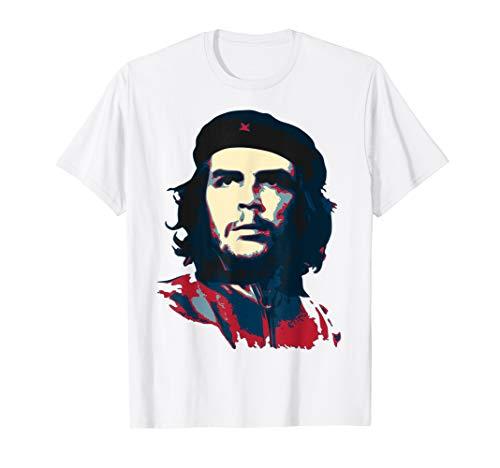 Che Guevara Propaganda Pop Art T-Shirt -