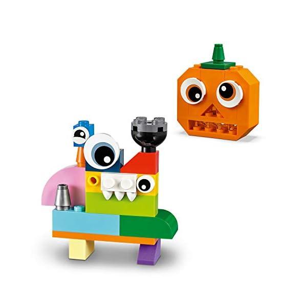 LEGO Classic 11003 Mattoncini e Occhi Set di Costruzioni Creativo, Regalo per Bambini +4 Anni 4 spesavip