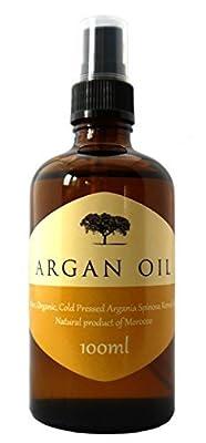 MOROCCAN ARGAN OIL 100% Pure 100ml by Truly Moroccan