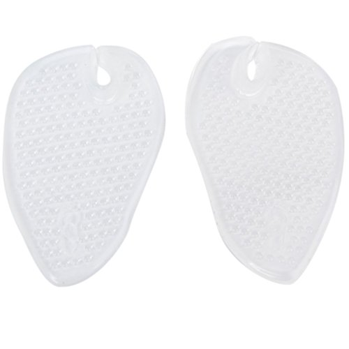 Imported 1 Pair Footful Silicone Gel Inserts Cushion Toe Separator Massage Insoles For Flip flop Sandals  available at amazon for Rs.140