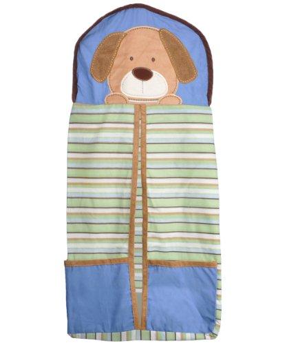 Carter 's Puppy Pride Windel Stapler, Blau/Braun, One size