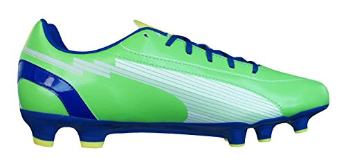 Puma evoSPEED 5 FG 102586 Herren Fußballschuhe - grün / blau