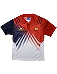 Adidas Rugby France Maillot enfant