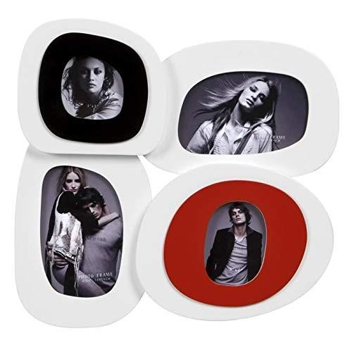 IMAGINE Seventies Cadre multivues - 4 vues - 34x33 cm