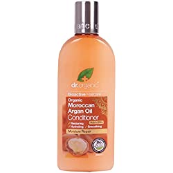 Dr. Organic, Balsamo all'olio di Argan, 265 ml