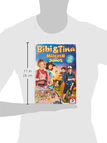 Schmidt-Spiele-40574-Bibi-und-Tina-Mdchen-gegen-Jungs-Das-Spiel-zum-Film-3