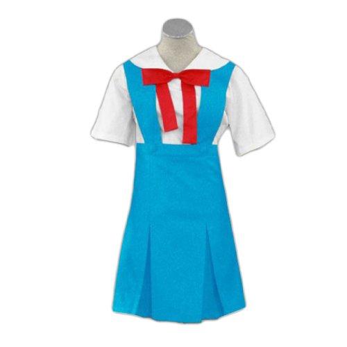 Dream2Reality japanische Anime Neon Genesis Evangelion Cosplay Kostuem - Tokyo-3 Girls' High School Uniform 1st Ver - Genesis Cosplay Kostüm