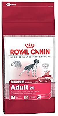 Royal Canin Medium Adult 25 Dog Food