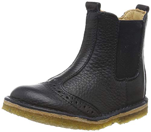 Bisgaard Unisex-Kinder Nori Chelsea Boots, Blau (Navy 600), 30 EU