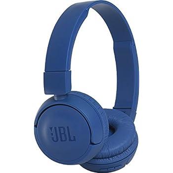 JBL T450 BT Cuffie Wireless Bluetooth Sovraurali, Blu