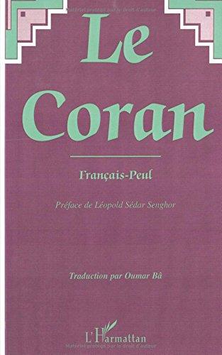 Coran Français-Peul par Various Authors