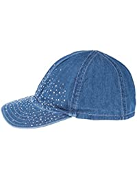 maximo Jeans-Basecap Mit Strass, Casquettes Fille
