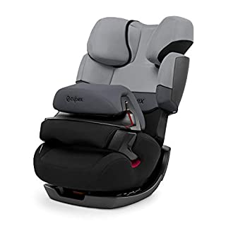 CYBEX Silver 2-in-1 Kinder-Autositz Pallas, Gruppe 1/2/3 (9-36 kg), Ab ca. 9 Monate bis ca. 12 Jahre, Ohne ISOFIX, Cobblestone (B005PU2LN4) | Amazon Products