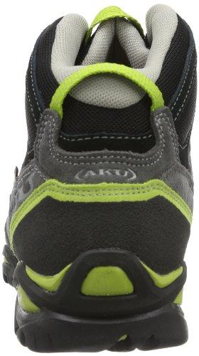 AKU Arriba Mid II GTX, Chaussures de randonnée mixte adulte Noir (135)