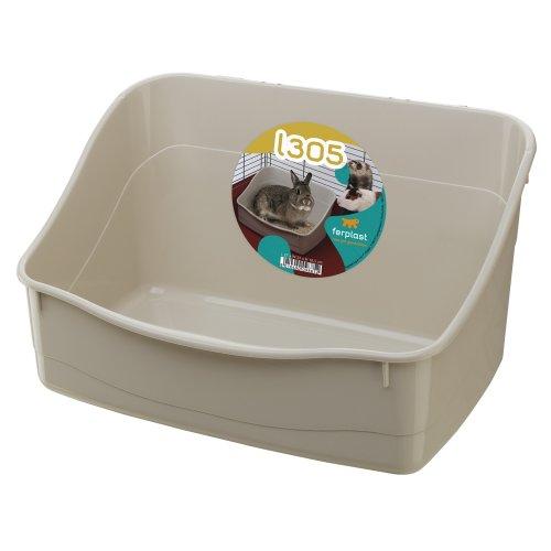 Ferplast Rabbit Toilet Test