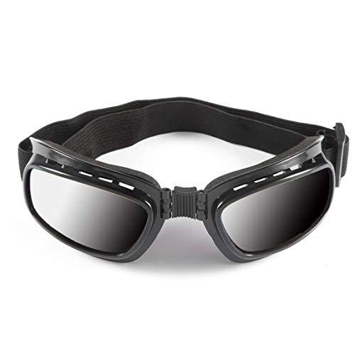 55a664cfb3e908 ArgoBa Folding Motorcycle Glasses Windproof Ski Goggles Off Road Racing  Eyewear