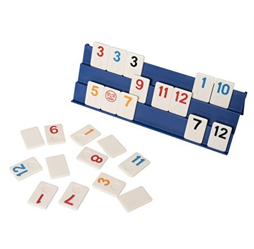 Point Games- Juego Rummy Tamaño Completo Tableros