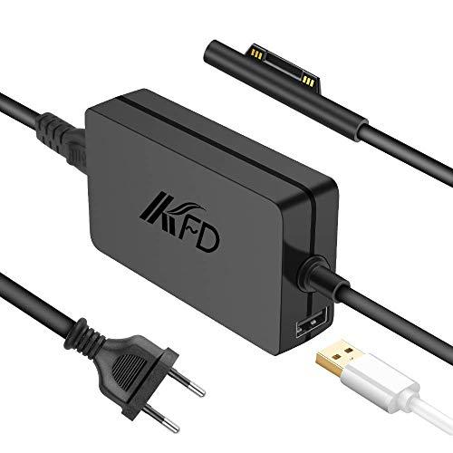 KFD Adaptador 15V 4A 65W Cargador Portatil