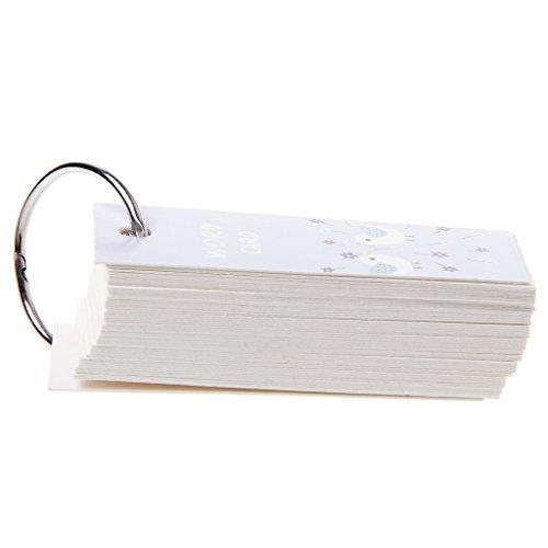 JUNESUN Cramp Ring Schöne Mini Notebook Schule Wortschatz Schreiben Rezitieren Taschenbuch (Notebook Schule Schreiben)
