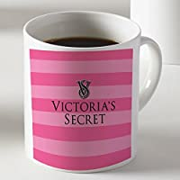 Mensuk Victoria Secret Popular Women Fashion for Mug Cup Two Sides 11 Oz Ceramics