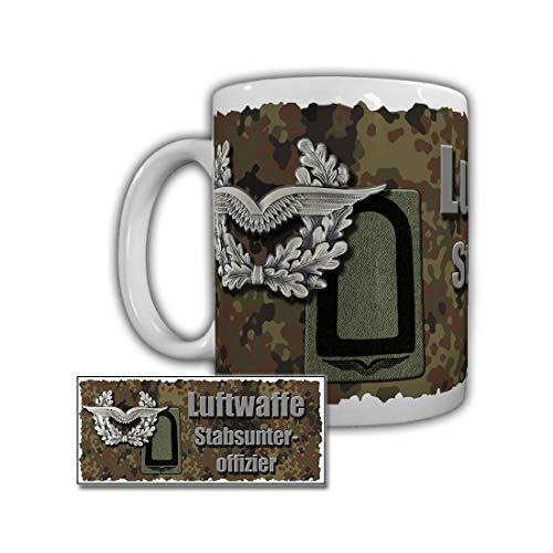Luftwaffe Stabsunteroffizier Bundeswehr StUffz SU Dienstgrad Tasse #29207