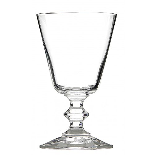 CRISTAL DE BOHEME Verre àpied 'France' (lot de 6) - 3278 by CRISTAL DE BOHEME