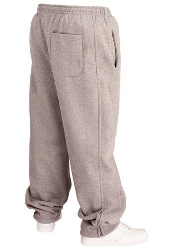 Urban Classics Pantalon de survêtement TB014B gris